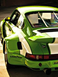 #Porsche 911 looking so sweet in green. #SuperCar #Speed #Power #Design #Beauty #Luxury