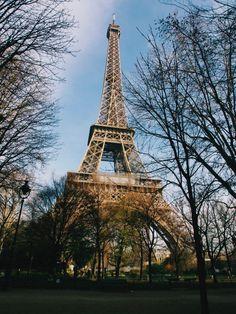 Eiffel Tower   christyl   VSCO Grid
