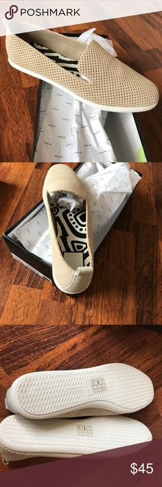 NWT Dolce Vita Sally taupe slip-on shoes New never word taupe suede slip-on sneakers. Size 8.5. Very lightweight and comfy Dolce Vita Shoes Flats & Loafers