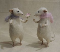 Natasha Fadeeva - Newest Work: Photo Needle Felted, Wet Felting, Felt Animals, Cute Animals, Animals Information, Felt Mouse, Baby Images, Picture Tag, Illustrations