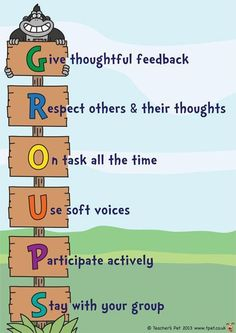 I love this promoting good group work - FREE Classroom Display Resource - EYFS, group work, behaviour, Primary Teaching, Primary Education, Primary Classroom, School Classroom, Classroom Organisation Primary, Classroom Behaviour, Behaviour Management, Classroom Management, School Resources