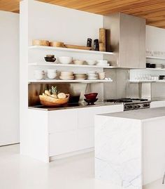 Remodeling the whole house next year. This gorgeous kitchen plus more kitchen inspiration on the blog. photo source: @archdigest