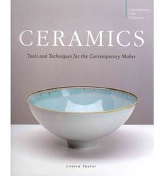A beautiful and authoritative reference book by multi-award-winning ceramicist, Louisa Taylor.