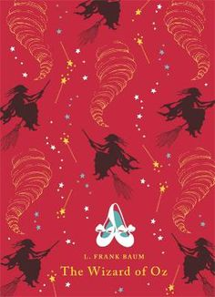 The Wizard of Oz by L. Frank Baum, for ella's bookshelf