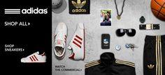 Shop adidas sneakers