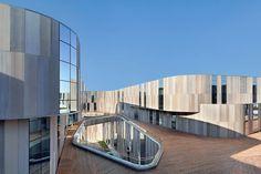 Galeria de Fábrica Aimer Fashion / Crossboundaries Architects - 1