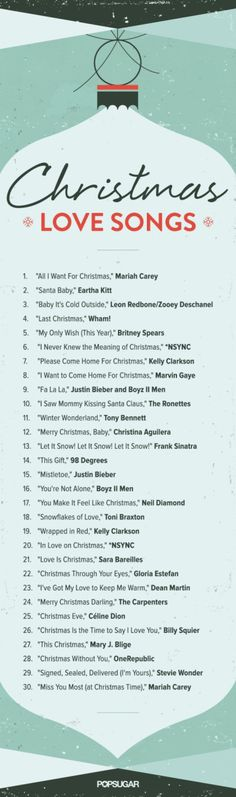 Listen to the Ultimate Romantic Christmas Playlist Christmas love songs: listen to the Spotify playlist now! The post Listen to the Ultimate Romantic Christmas Playlist appeared first on Belle Ouellette. Christmas Love Songs, Christmas Playlist, Noel Christmas, Merry Little Christmas, Winter Christmas, Christmas Wedding, Christmas Ideas, Xmas Songs, Christmas Movies