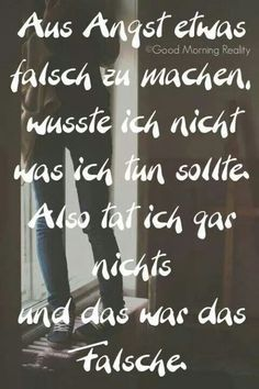 das ist sowas von wahr! German Quotes, Life Is A Journey, Melancholy, True Words, True Quotes, True Stories, Inspirational Quotes, Wisdom, Facts