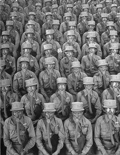 Gas masks