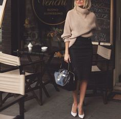 Business Brunch▫️#streetstyle