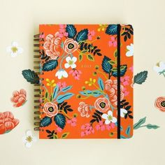 Rifle Paper Co.: Scarlett Birch 2017 Planner (Agenda 2017 grande) – Olivia The Shop