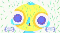 I'M FINE THANKS by eamonn o neill. I'm fine thanks, how are you?    super cool animated short.