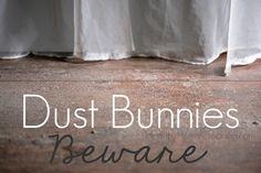 Dust Bunnies, Beware