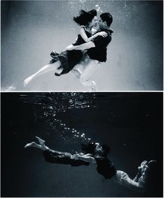 underwater engagement pictures! SO DOING THIS