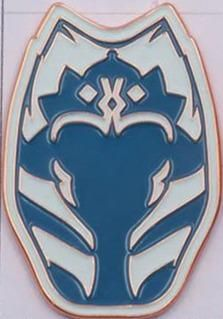 Star Wars / Mandalorian Inspired - Lost Knight Pin Limited Edition of 100