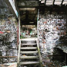 Empty derelict buildings #stoke #potteries #gradeiilisted