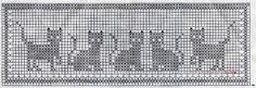 Szydełkomania  fillet crochet pattern