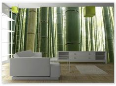 Fototapete Bambus / bamboo wallpaper by JuicyWalls