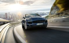 Porsche Cayenne S & S Diesel - CGI & Retouching on Behance