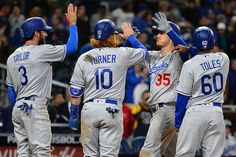 San Diego Padres vs. Los Angeles Dodgers - 5/7/17 MLB Pick, Odds, and Prediction