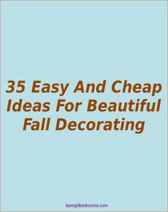 Ready to decorate your bedroom and add some fall colors and coziness? Invite the beauty of autumn into bed room decoration with some fun and ... #fall... Fall Bedroom Decor, Fall Decor, Making Throw Pillows, Organic Beef, Autumn Decorating, Fall Candles, Bedroom Night Stands, Secret To Success, Teen Girl Bedrooms