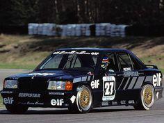 Mercedes Benz 190 race car