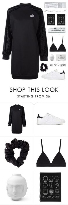 """My Tag List"" by dianakhuzatyan ❤ liked on Polyvore featuring adidas Originals, adidas, American Apparel, Proenza Schouler and Jonathan Adler"