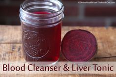 Beet Kvass: A Blood Tonic & Liver Cleanser | Divine Health