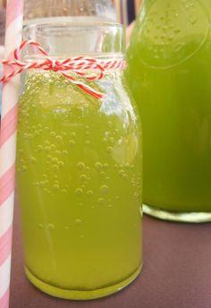 Mit Zucker, Salz & Bauchgefühl: Zitronen-Minz-Limonade