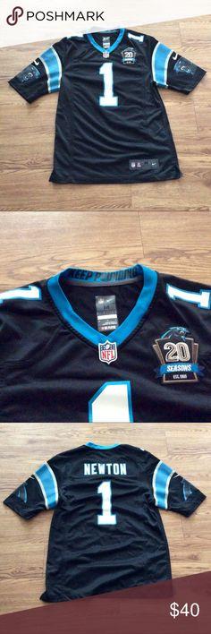 Cam Newton Carolina Panthers Nike Jersey Brand New... Nike Shirts Tees - Short Sleeve