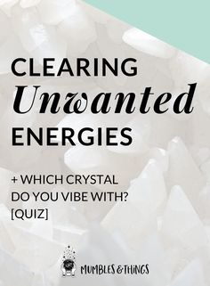 In a world full of polarity, with positive energy you will almost certainly find the negative. If you suspect that you may have encountered negative energy, or a wondering what to do for future reference, then you'll want to click through (plus take the crystal quiz) #ontheblognow #crystallovers #crystalhead #crystallover #crystalpower #crystalstones #crystalmeanings #spacecleansing