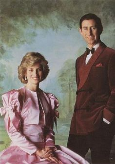19 & 20 APRIL 1985 SPRINGTIME IN ITALY: THE PRINCE AND PRINCESS OF WALES START THEIR ITALIANTOUR