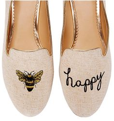 these are SO darling! Just Bee Happy! http://rstyle.me/n/es9kynyg6