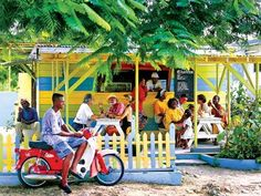 U know this place would have some incredible authentic jamaican food!!!