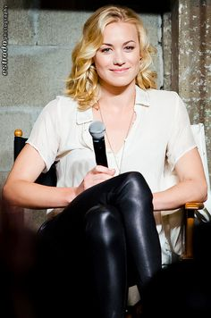 Yvonne Strahovski by The.Erik.Estrada, via Flickr