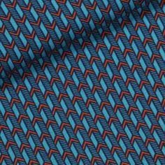 Tissu Oeko-Tex coton Indian Fever Bleu x Textile Fabrics, Soft Fabrics, Fabric Patterns, Print Patterns, Cactus Fabric, Wax Lyrical, Shops, Indian Textiles, Modern Colors