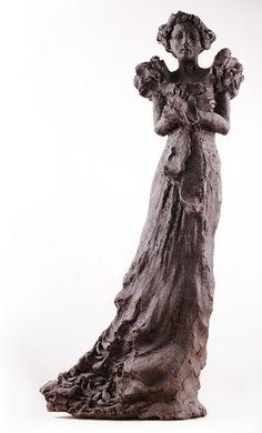 parfum d amour, Corinne Chauvet, sculpteur, France