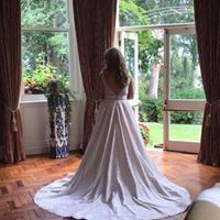 Image may contain: one or more people Designer Wedding Dresses, Wedding Gowns, Wedding Day, Showroom, Bride, People, Inspiration, Image, Fashion