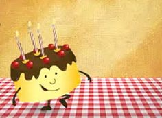 Tarjeta de Cumpleaños, Que los cumplas feliz!. Que los cumplas feliz… Feliz cumpleaños!. www.CorreoMagico.com