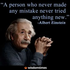 Mistakes are okay! They show that you've lived and learned a little. The best stories are born from a little trial and error.