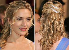Que penteado usar para minha formatura?   LG Mulher