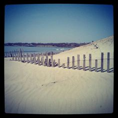 Newport, RI - Beaches....the first sign you are in Newport!