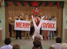 Christmas TV History: Laverne & Shirley Christmas (1976)