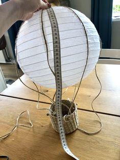 Lav din egen fine luftballonslampe til under 100 kr. | Boligmagasinet.dk