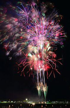 Los fuegos artificiales de Ōmagari maravillan al mundo | nippon.com