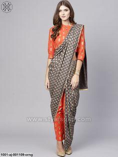 Dhoti Saree, Indowestern Saree, Drape Sarees, Churidar, Anarkali, Kurti, Western Dresses, Indian Dresses, Indian Outfits