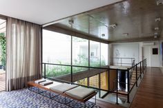 Image 9 of 52 from gallery of Jardins House / CR2 Arquitetura. Photograph by Fran Parente