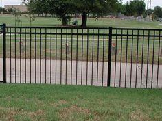 Iron Fence Ideas