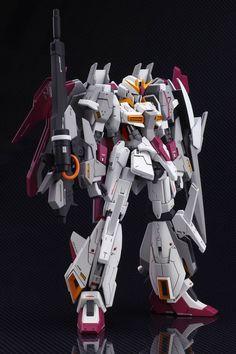 Custom Build: HGBF 1/144 Lightning Zeta Gundam Karaba Colors by NAOKI - Gundam Kits Collection News and Reviews