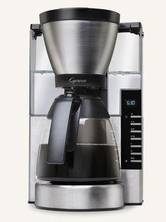 Capresso 10-Cup Rapid Brew Coffee Maker Giveaway